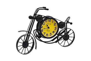 Väggklocka motorcykel vintage
