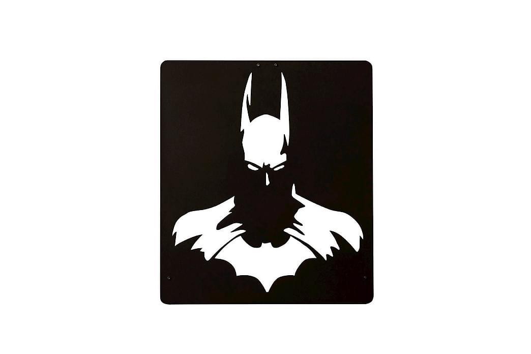 Väggdekoration Batman - Homemania - Inredning - Väggdekor - Plåtskyltar