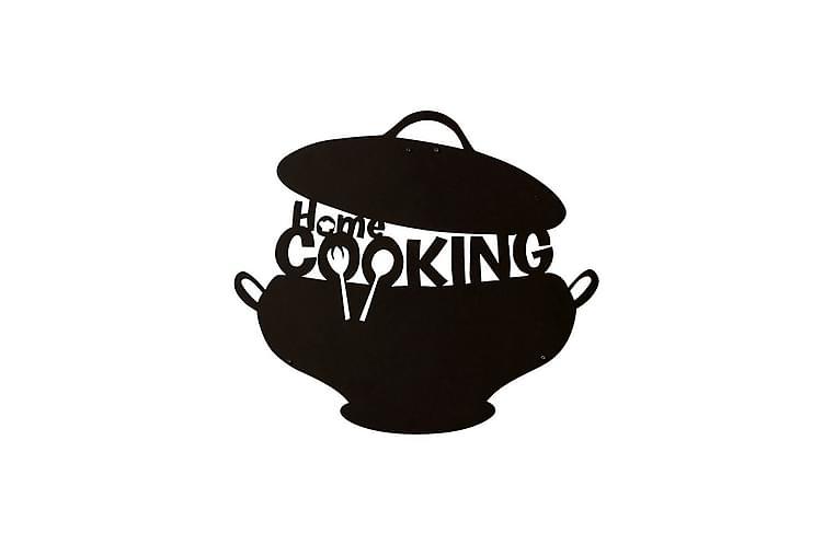 Väggdekoration Cooking - Homemania - Inredning - Väggdekor - Plåtskyltar
