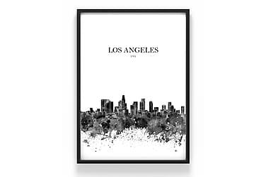 Poster Los Angeles 50x70cm - 230g matt fotopapper