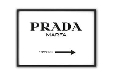 Poster Prada 50x70 cm