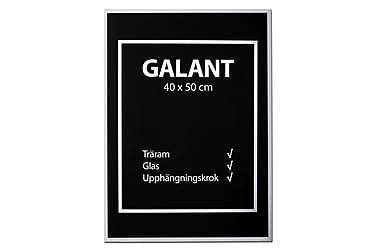 Ram Galant Vit 40x50cm