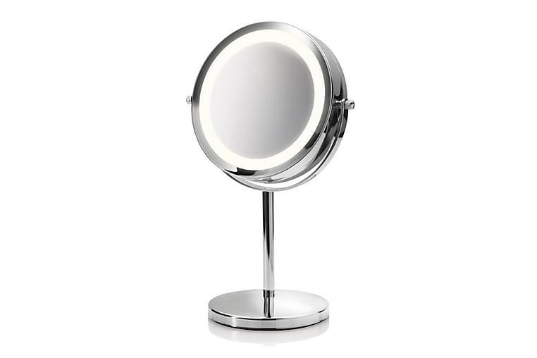 Medisana 2-i-1 Kosmetikspegel CM 840 med belysning - Silver - Inredning - Väggdekor - Speglar