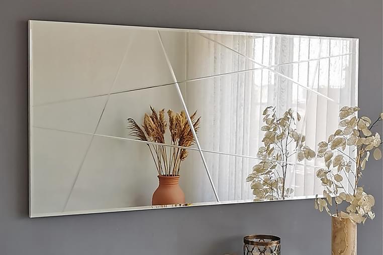 Spegel Brantevik - Silver - Inredning - Väggdekor - Speglar