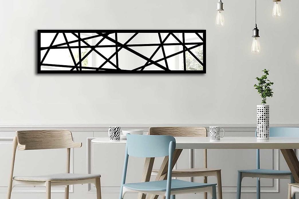 Spegel Dekorativ - Flerfärgad - Inredning - Väggdekor - Speglar