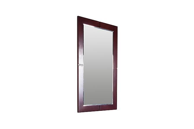 Spegel Frösö 60 cm Valnöt - Brun - Inredning - Väggdekor - Speglar