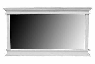 Spegel Halifax Vit Mahogny