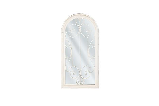Spegel Marrs 50x90 cm - Vit - Inredning - Väggdekor - Speglar