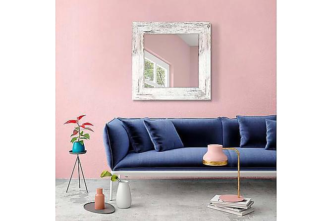 Spegel Mirroir 60x60 cm - Vintage - Inredning - Väggdekor - Speglar