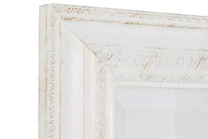 Spegel Rhianu 72 cm - Vit - Inredning - Väggdekor - Speglar