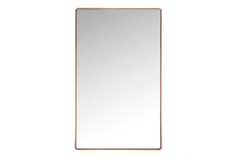 Väggspegel Crystal Med Säkerhetsfilm 50x80x36 cm - Inredning - Väggdekor - Speglar
