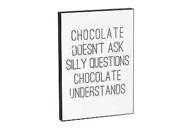 Chocolate 3-D tavla 21*15*2