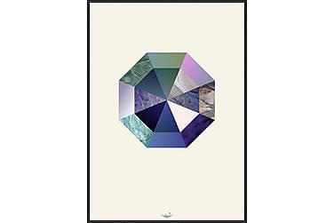 Tavla Crystal Dreams 50x70 cm