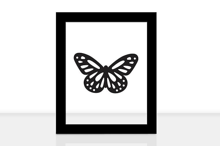 Målning Dekorativ Inramad - Flerfärgad - Inredning - Väggdekor - Posters