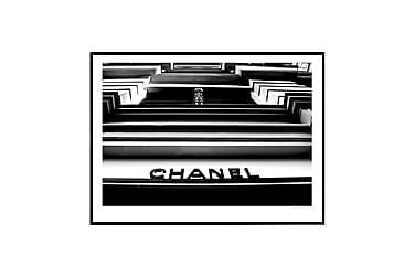 Poster Chanel Stockholm