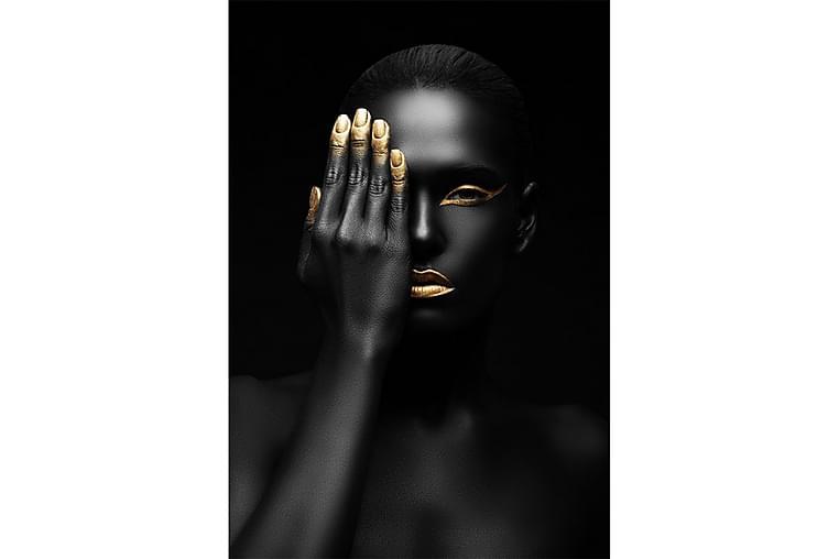 Poster Gold finger - 50x70cm - Inredning - Väggdekor - Posters