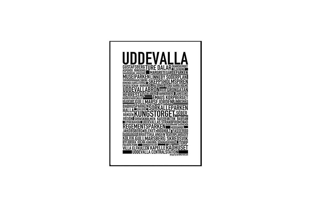 Poster Uddevalla - Finns i flera storlekar - Inredning - Väggdekor - Posters