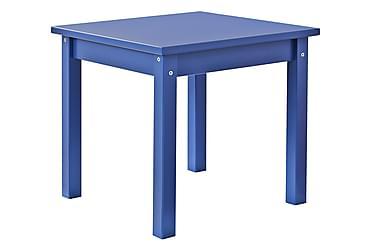 Barnbord Mads 50 cm Blå