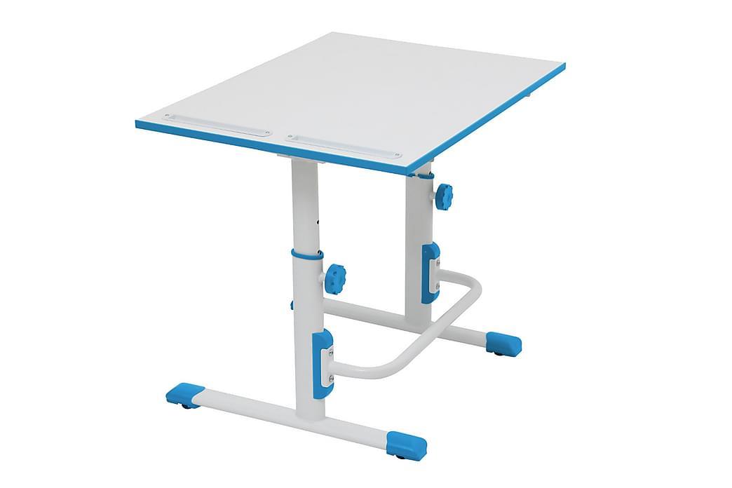 Barnskrivbord Simple 75 cm Blå - Polini Kids - Möbler - Barnmöbler - Barnbord