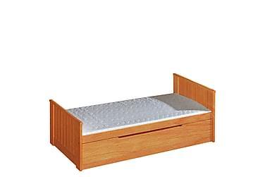 Barnsäng + madrass Tomi 206x99x80 cm