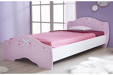 Säng Macy Rosa