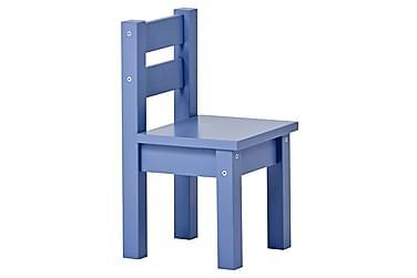 Barnstol Mads Blå