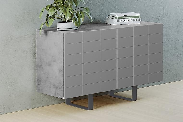 Avlastningsbord Tolvsbo 45 cm - Betong|Grå - Möbler - Bord - Avlastningsbord & hallbord