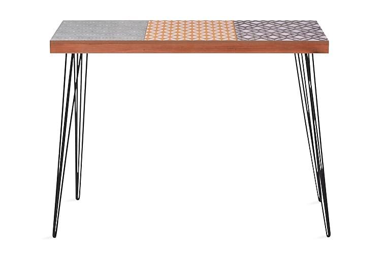 Konsolbord 90x30x71,5 cm brun - Brun - Möbler - Bord - Avlastningsbord & hallbord