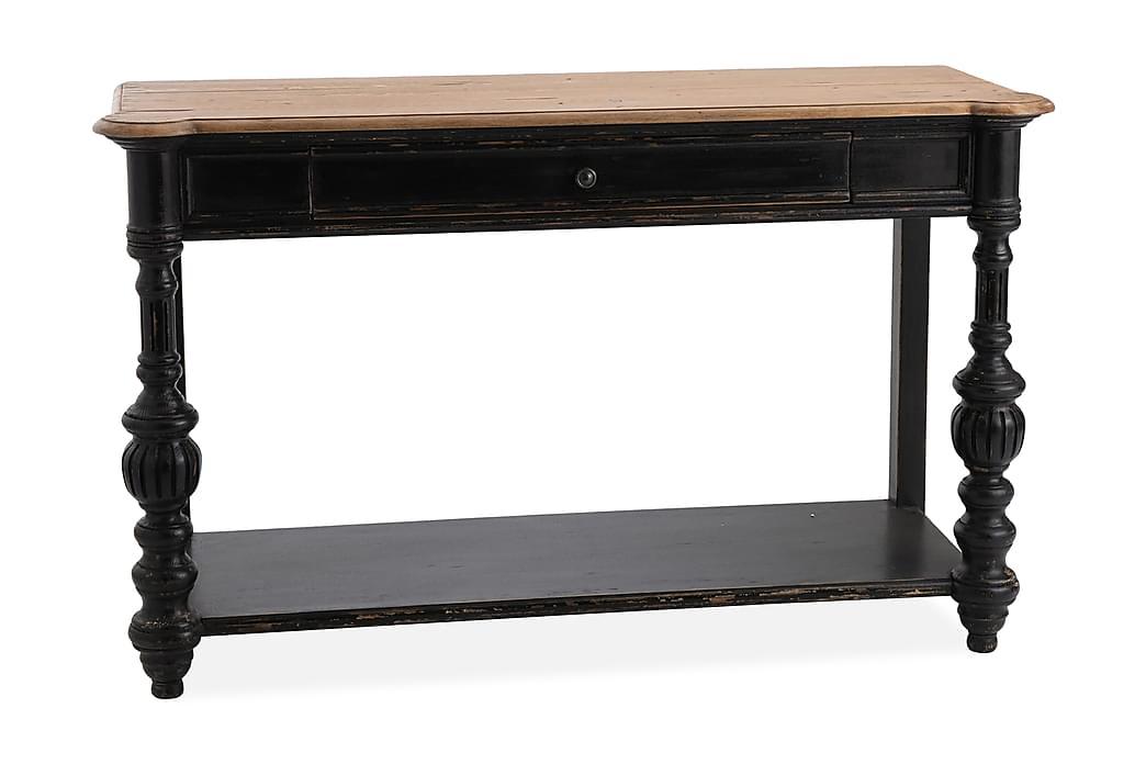 Konsolbord Borsna - Svart - Möbler - Bord - Avlastningsbord & hallbord