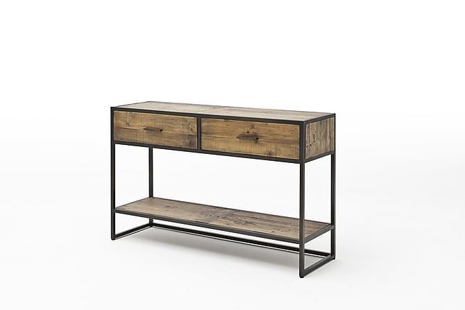 Konsolbord Melvin 120 cm Vintage - Brun - Möbler - Bord - Avlastningsbord & hallbord