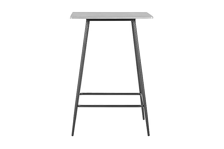 Barbord Sonsterud 70 cm - Grå/Svart - Möbler - Bord - Barbord & ståbord