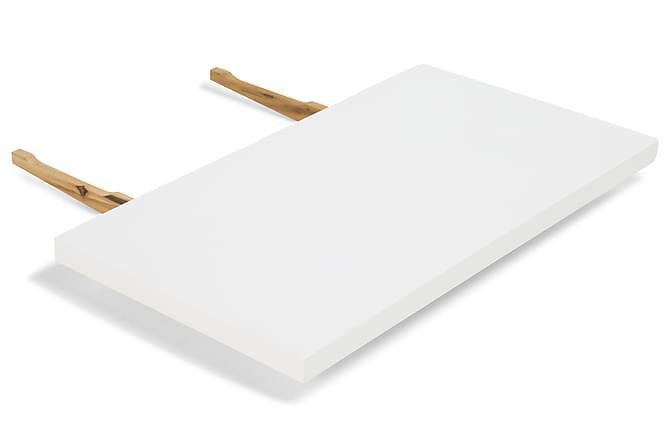 Tilläggsskiva Hannah 50 cm - Vit|Trä - Möbler - Bord - Bordsben & tillbehör