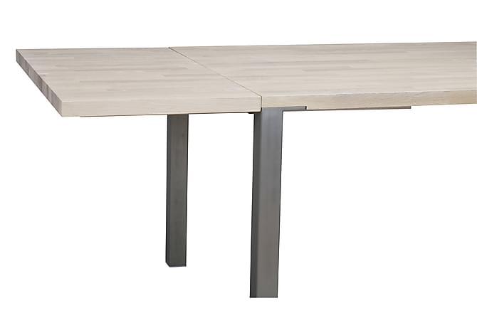 Tilläggsskiva Rexton 50 cm - Beige - Möbler - Bord - Bordsben & tillbehör