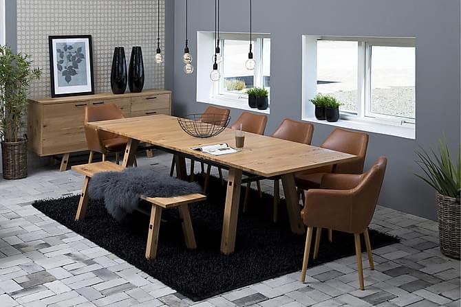 Tilläggsskiva Stocker - Ek - Möbler - Bord - Bordsben & tillbehör