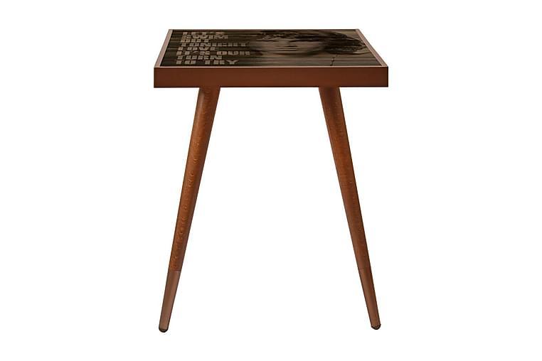 Sidobord Aspbacken 45 cm - Flerfärgad - Inredning - Småmöbler - Brickbord & småbord