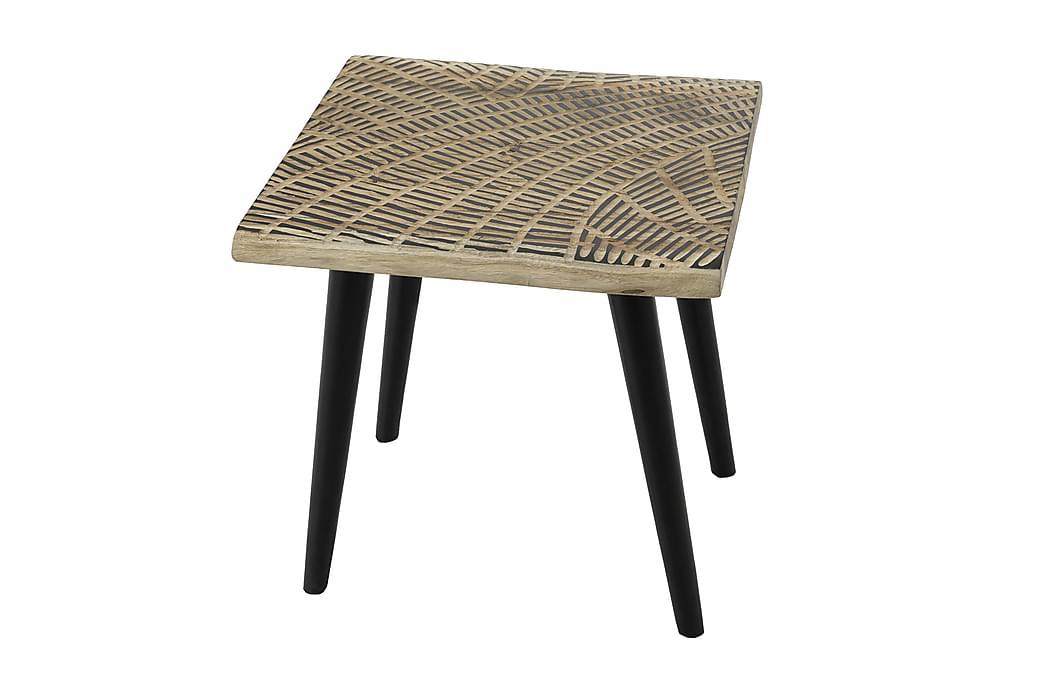 Sidobord Tyna - Svart - Inredning - Småmöbler - Brickbord & småbord