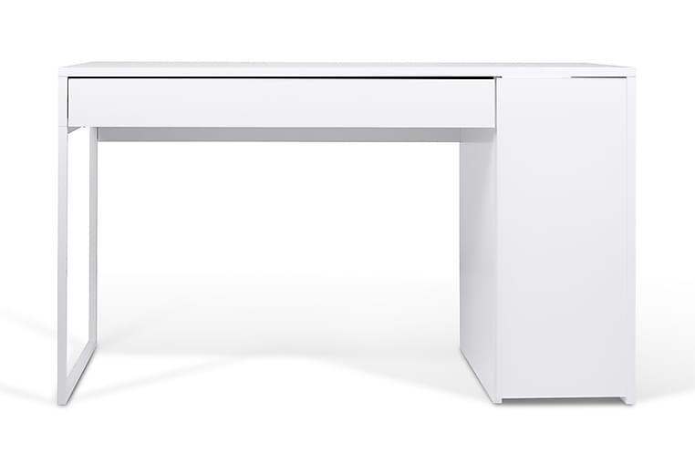 Skrivbord Prado 130 cm - Vit - Inredning - Småmöbler - Brickbord & småbord