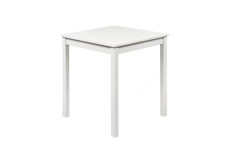 Matbord Belanac 68 cm - Vit - Möbler - Bord - Matbord & köksbord