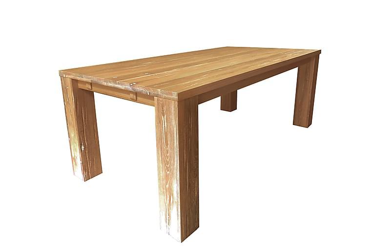 Matbord Brelle - Trä/Natur - Möbler - Bord - Matbord & köksbord