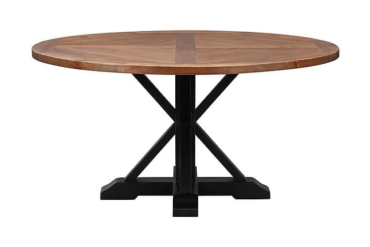 Matbord Eveux 150 cm - Brun - Möbler - Bord - Matbord & köksbord