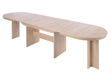 Matbord Förlängningsbart Oval Alexona