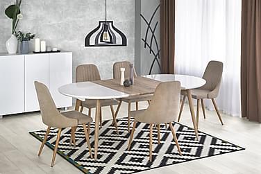 Matbord Kiplin Förlängningsbart 120 cm