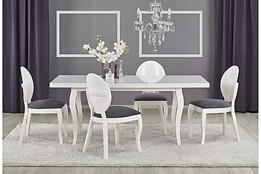 Matbord Poderi Förlängningsbart 160 cm