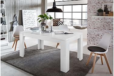 Matbord Rifallet Förlängningsbart 160 cm