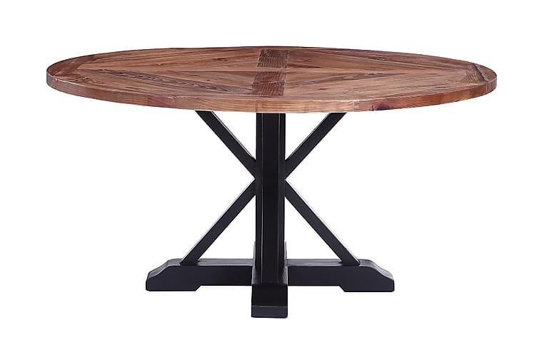 Matbord Runt Deases 150 cm - Svart - Möbler - Bord - Matbord & köksbord