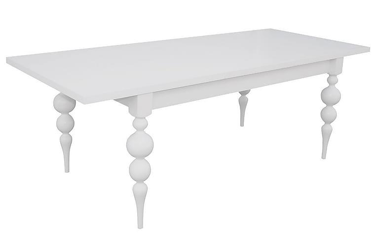 Matbord Tabell 160x90x76 cm - Trä/Natur - Möbler - Bord - Matbord & köksbord