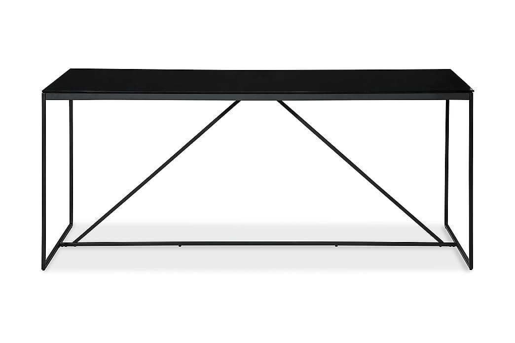 Matbord Treni 180 cm - Glas Metall - Möbler - Bord - Matbord & köksbord