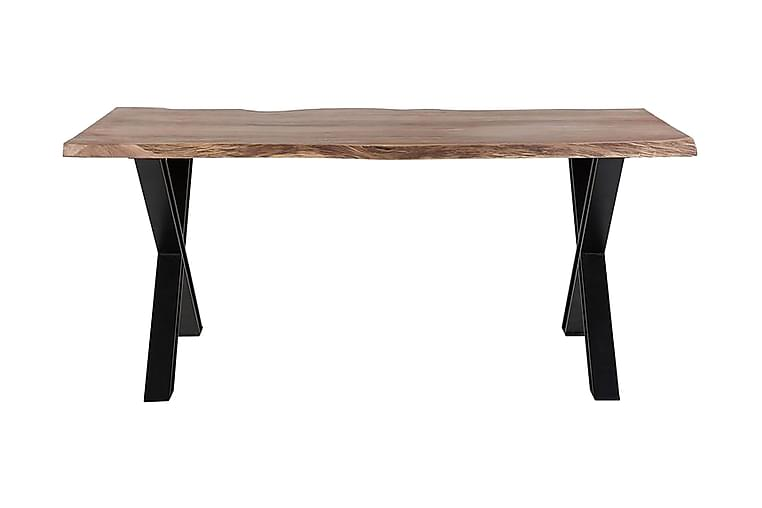 Matbord Yoon 200x102 cm - Brun - Möbler - Bord - Matbord & köksbord