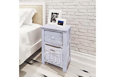 Ivette Sängbord Låda + Korg 28x31 cm 2-pack