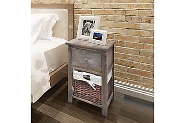 Ivette Sängbord Låda + Korg 28x31 cm